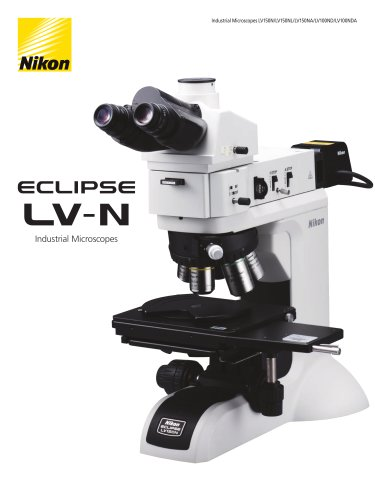 Eclipse LV-N Microscopes
