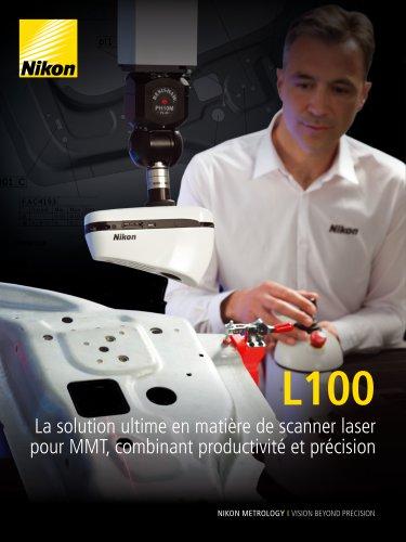 L100 scanner laser