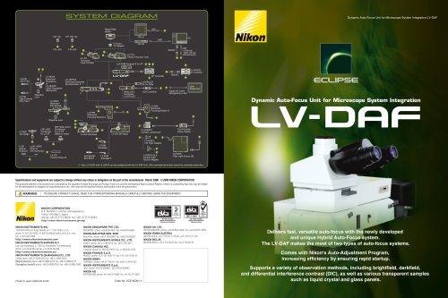 LV-DAF Brochure
