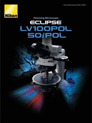 Upright Microscopes Eclipse 50i POL