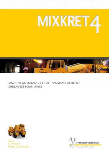 MIXKRET 4