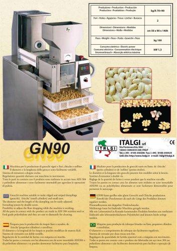 GN90 / Gnocchi machine