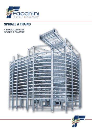 Spirale conveyor