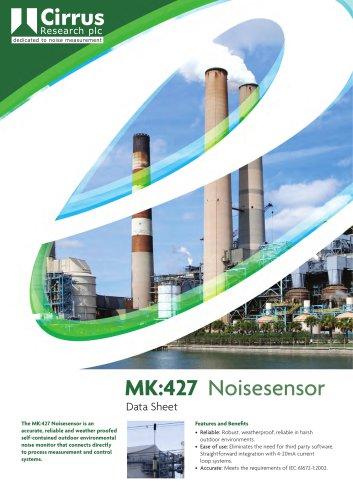 MK:427 Noise Sensor