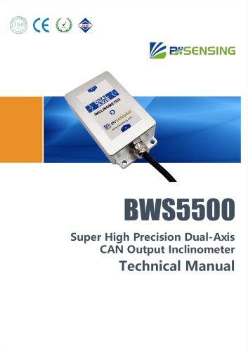 BWSENSING BWS5500