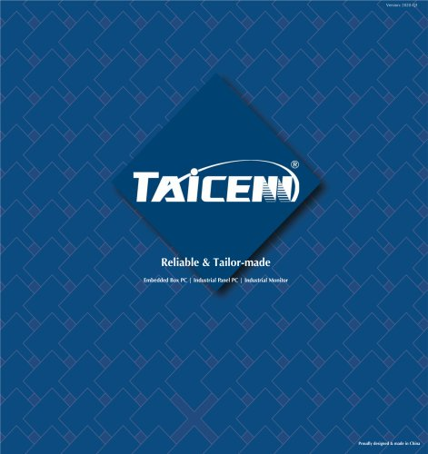 TAICENN/Catalogue 2020