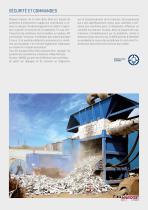 BLUE DEVIL Cisaille Rotative Pré-Broyeur - 5