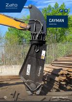 CAYMAN CASSE RAIL - 1