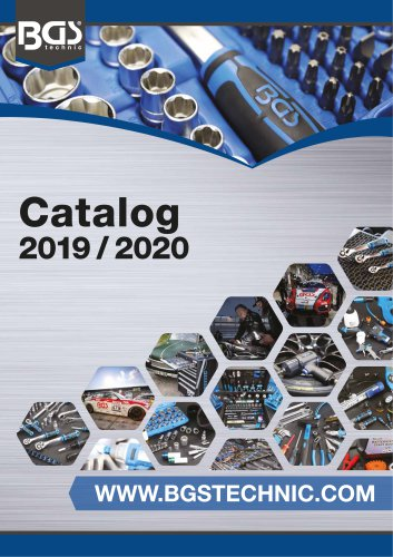 Catalog BGS 2019/20