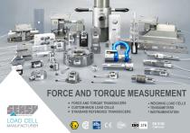 FORCE AND TORQUE MEASUREMENT
