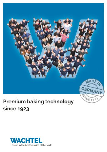 Premium baking technology
