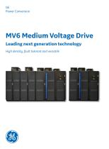 MV6 Medium Voltage Drive
