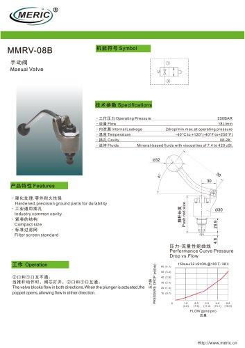 Hand pump MMRV-08