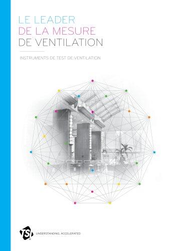 La mesure de ventilation