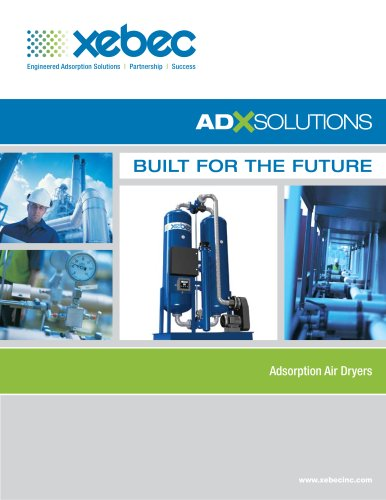 Adsorption Air Dryers ADX Solutions