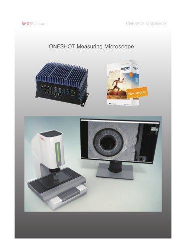 ONESHOT Measuring Microscope