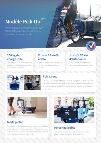 Modèle Pick-Up