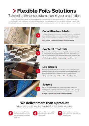 Flexible Foils Solutions