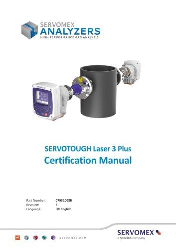 SERVOTOUGH Laser 3 Plus Certification Manual 07931008B_5