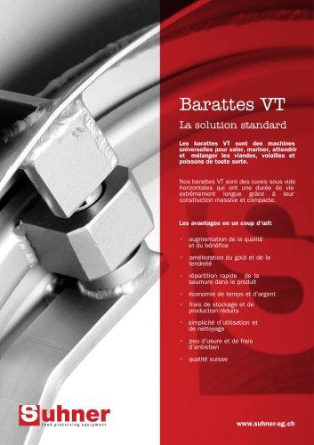 Barattes VT
