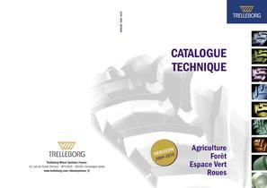 Catalogue technique