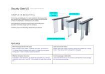 Security Gate UG