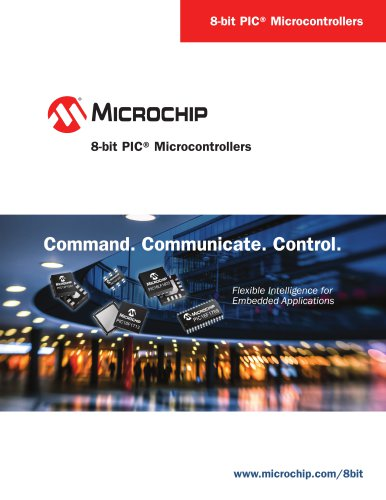 8-bit PIC® Microcontroller Solutions