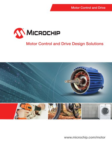 Motor Control and Drive Design Solutions