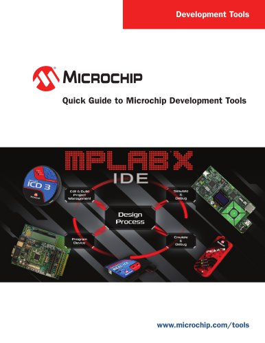 Quick Guide to Microchip Development Tools