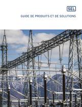 SEL Product and Solution Guide