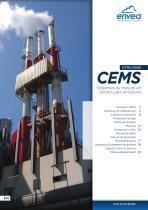 Nouveau catalogue Systèmes de mesure des émissions industrielles