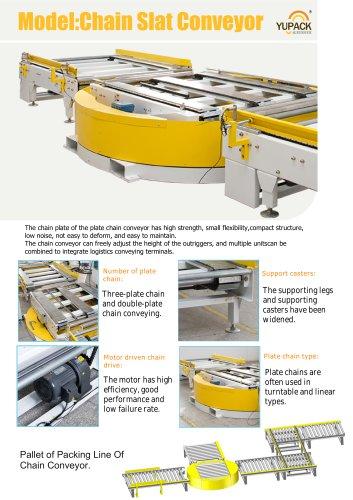 Chain Slat Conveyor