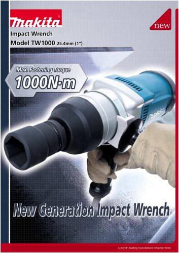 Impact Wrench TW1000