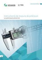 Catalogue général TESA