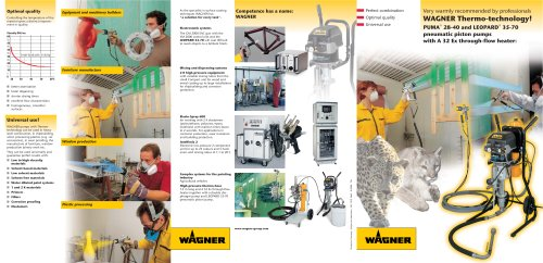 WAGNER Thermo-technology