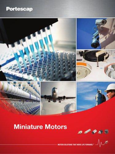 Miniature Motors