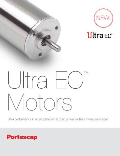 Ultra EC Brushless Motors
