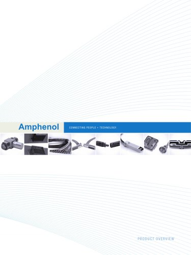 Amphenol Product Overview