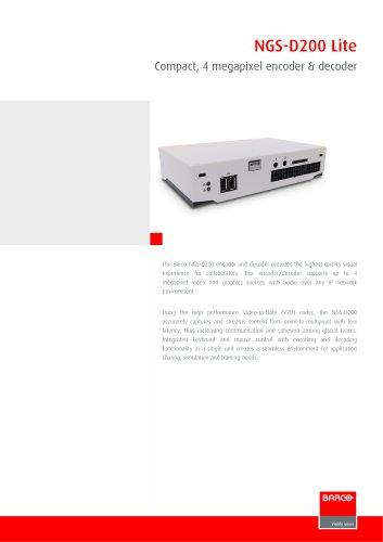 NGS-D200 Lite