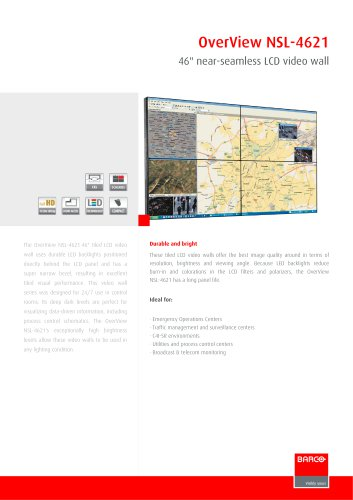 OverView NSL-4621