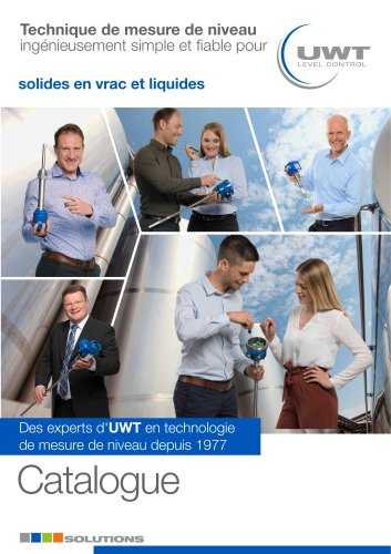 Catalogue UWT 2019/20 - french