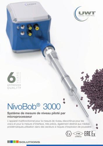 Lot System Nivobob 3000 fr
