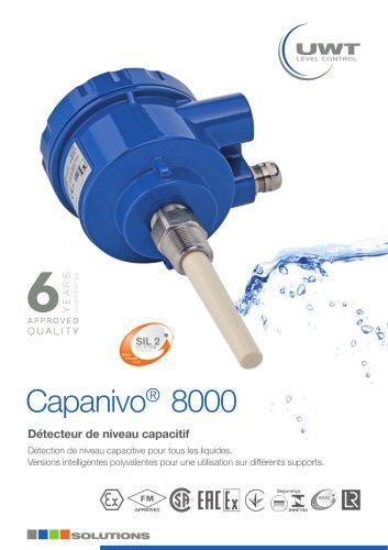 Product flyer Capanivo® CN 8100