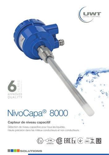 Product flyer NivoCapa® NC 8000