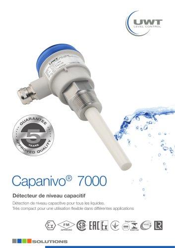 Produit flyer Capanivo® CN 7000