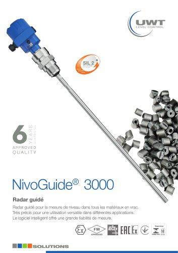 Produit Leaflet NivoGuide® NG 3000