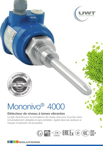 Produit Mononivo®