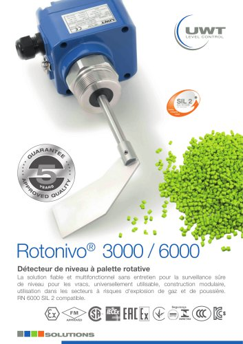 Produit Rotonivo RN 3000/6000 fr