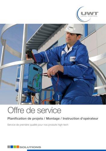Service UWT fr