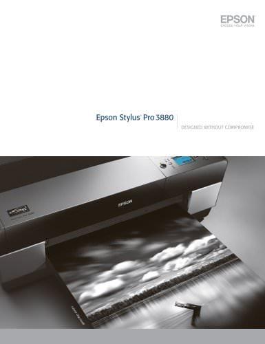 Epson Stylus® Pro 3880
